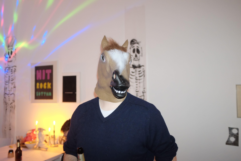 halloween bojack horseman